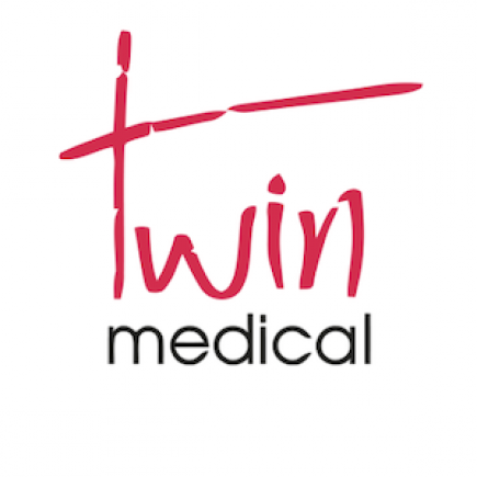 twin medical logo