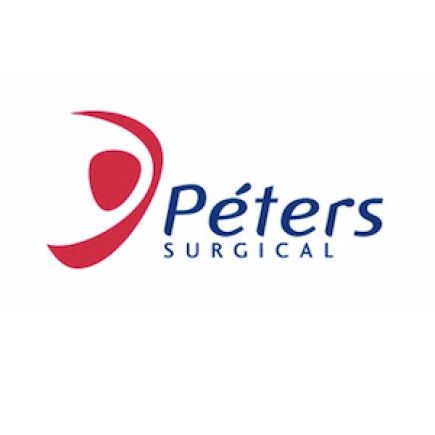 peters surgical logo
